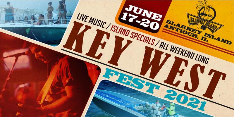 KEY WEST FEST AT BLARNEY ISLAND