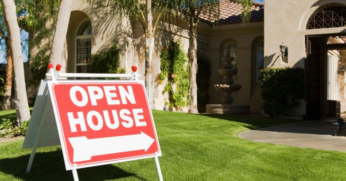The benefits and draw backs of an open house