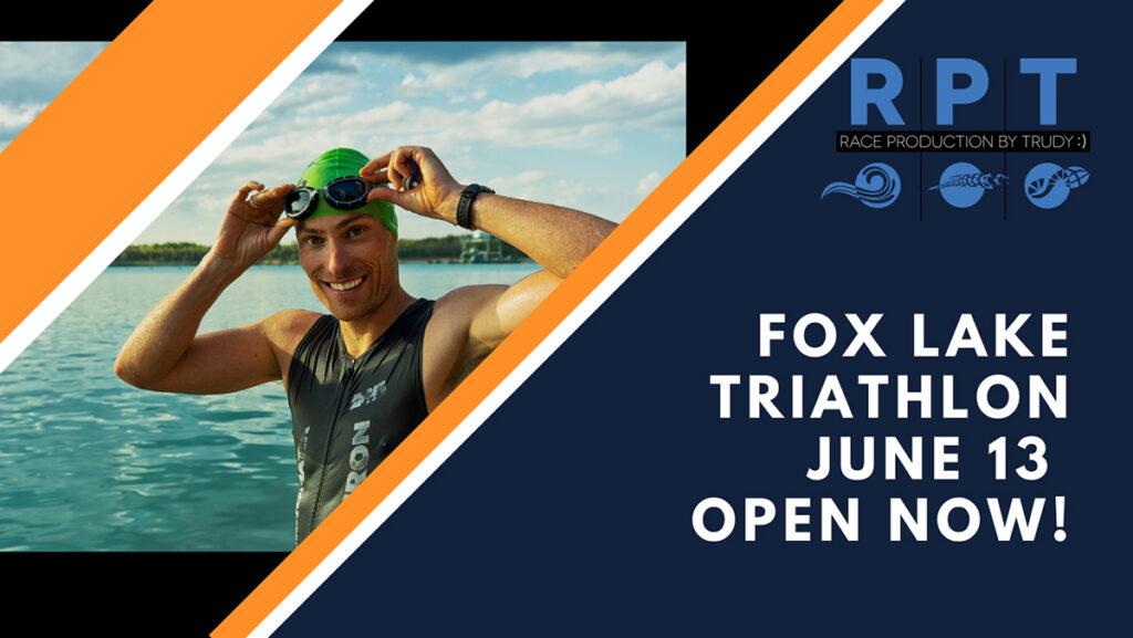 fox lake triathlon